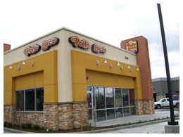 "One of the 3 ""Pollo Loco"" Restaurants We Have Done Refrigeration For"