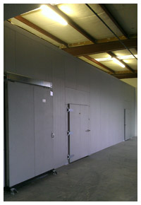 Custom Warehouse Refrigerators and Freezers
